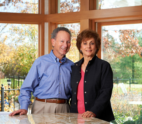 Philanthropists Lee and Jane Seidman have donated $42 million to University Hospitals (UH), the largest gift in  ...