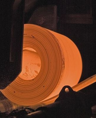 Villacero offers customers a comprehensive range of steel products including Ruukki Raex wear-resistant steels, Ramor protection steels and Optim high-strength steels. (PRNewsFoto/Ruukki)