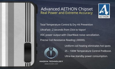Innokin new AETHON TemperatureControl Board