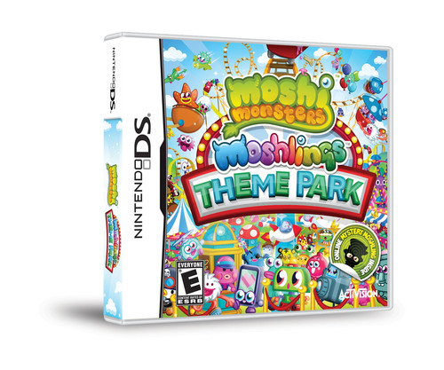 Moshi Monsters(TM) Moshlings(TM) Theme Park NOW AVAILABLE FOR PRE-ORDER!  (PRNewsFoto/Mind Candy)