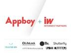 Appboy & Interwest Partners (PRNewsFoto/Appboy)