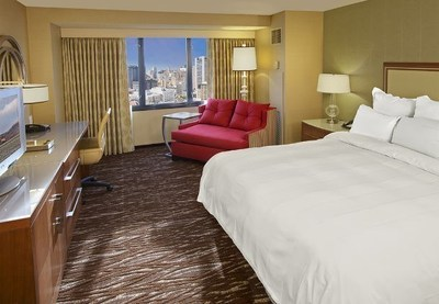 San Francisco Marriott Marquis invites travelers to celebrate the end of summer by taking advantage of a 24-hour sale at the stylish downtown hotel. Guests who book between 9 a.m. Aug. 16 and 9 a.m. Aug. 17, 2016 Pacific Standard Time will receive at least 20 percent off regular room rates for stays between Aug. 26 and Sept. 1, 2016. For information, visit www.SFMarriottMarquis.com or call 1-888-236-2427.