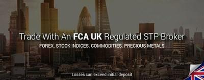 Tickmill: Trade with an FCA UK Regulated STP Broker (PRNewsFoto/Tickmill)
