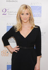 Avon Foundation Honorary Chair Reese Witherspoon at Avon Communications Awards.  (PRNewsFoto/Avon Foundation for Women)