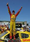 Kurt Busch Wins Sonoma Race!  This