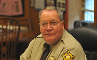 "Jerry ""Peanuts"" Gaines, Warren County Sheriff (PRNewsFoto/Verizon Wireless)"