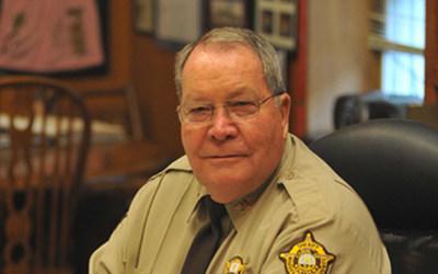 """Jerry """"Peanuts"""" Gaines, Warren County Sheriff (PRNewsFoto/Verizon Wireless)"""
