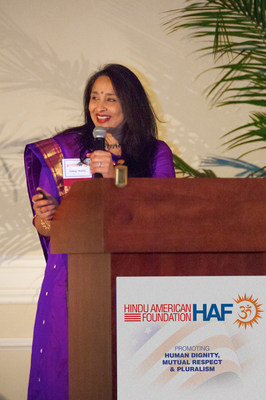 HAF Executive Director and Co-Founder, Suhag Shukla, Esq.