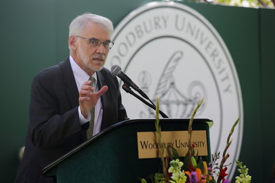 David Dauwalder, PhD., Interim President, Woodbury University