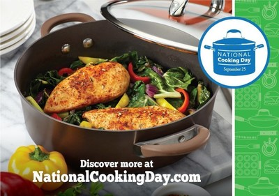 National Cooking Day is September 25th.
