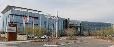 Isagenix's new international headquarters is located at 155 E. Rivulon Blvd.