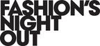 Fashion's Night Out Logo.  (PRNewsFoto/Fashion's Night Out)