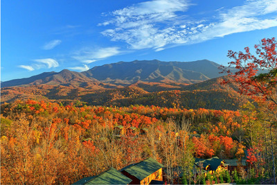 Cabins of the Smoky Mountains - November Special. (PRNewsFoto/Cabins of the Smoky Mountains)