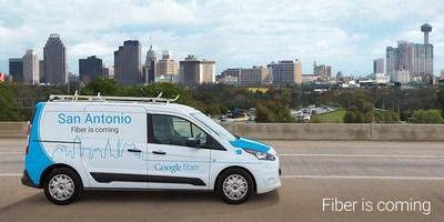 Google Fiber is coming to San Antonio