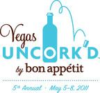 Fifth Annual Vegas Uncork'd by Bon Appetit Official Logo.  (PRNewsFoto/Vegas Uncork'd by Bon Appetit)