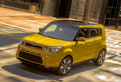 Kia Soul - Winner of a 2015 Most Popular on Edmunds.com Award