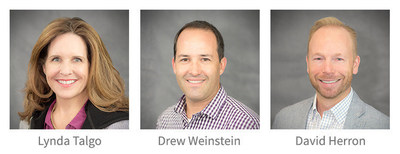 """Hyperwallet, a leading global payouts provider to millions of independent workers, today announced major additions to its growing executive team. Lynda Talgo comes aboard as the company's Chief Operating Officer (""""COO""""), Drew Weinstein joins as Chief Growth Officer (""""CGO""""), and David Herron assumes the role of Chief Legal Officer (""""CLO"""")."""
