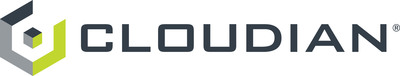 Cloudian, the leader in S3-compatible cloud object storage software for enterprises and service providers.  (PRNewsFoto/Cloudian, Inc.)