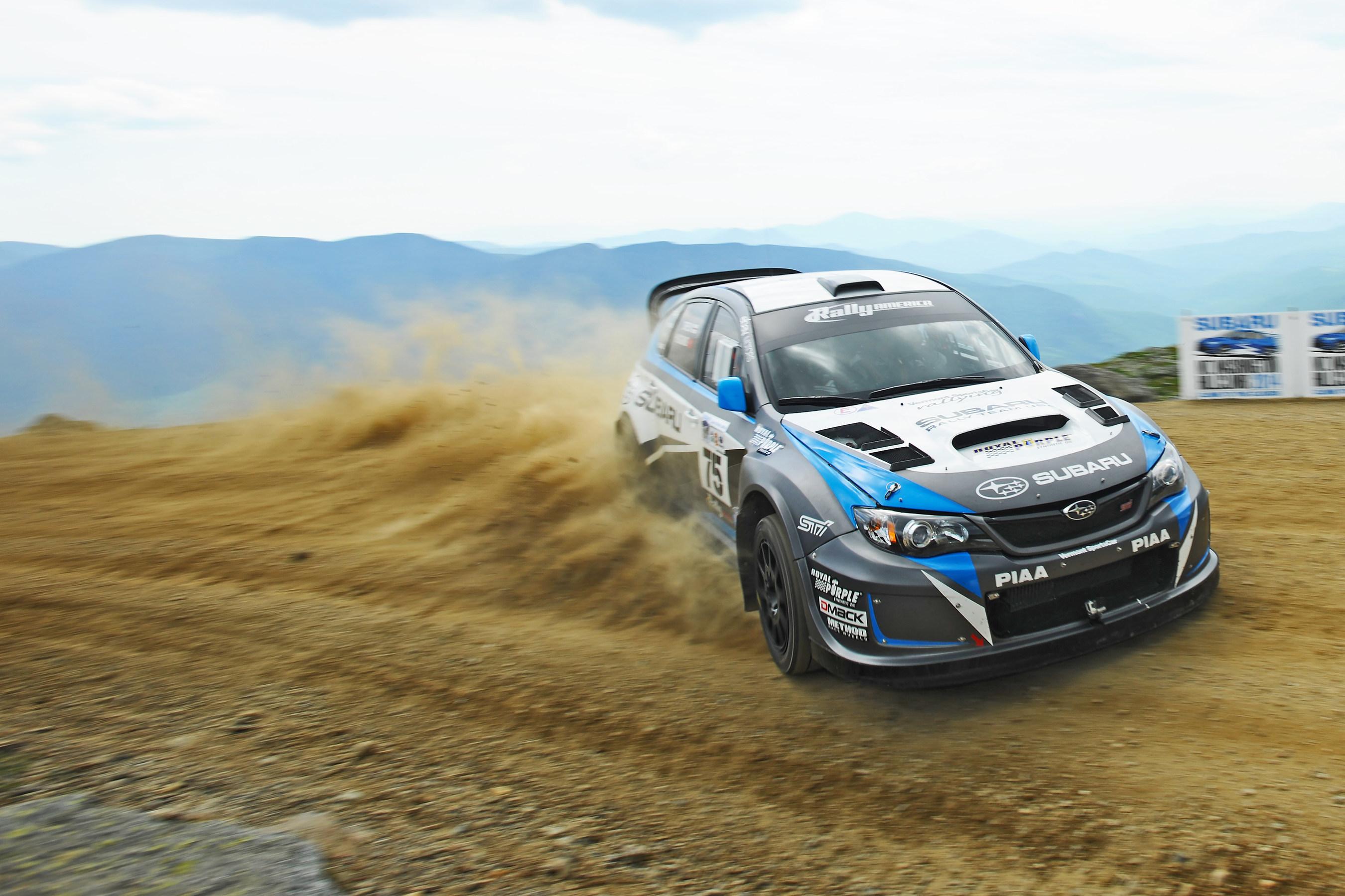 Mt Washington Hill Climb >> Subaru Returns As Title Sponsor For 2017 Mt Washington