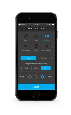 PEAR Sports Interactive Personal Coaching System Now Syncs With Apple Health (PRNewsFoto/PEAR Sports)
