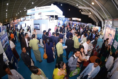 VIP Exhibition Hall Walkabout