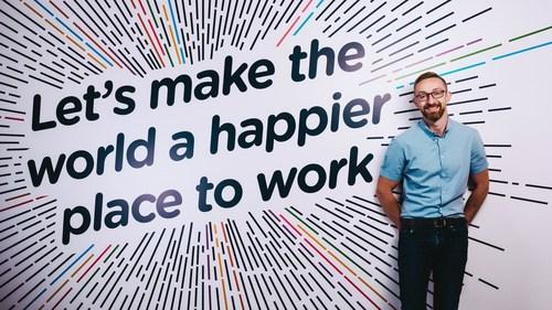 Glenn Elliott, Founder & CEO, Reward Gateway (PRNewsFoto/Reward Gateway)
