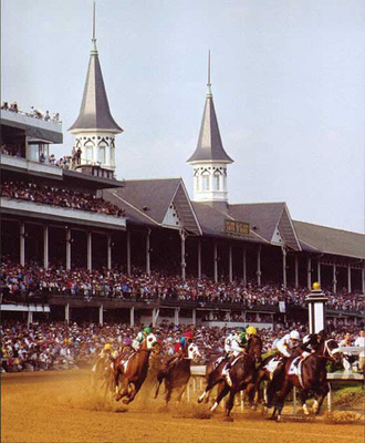 KentuckyDerbyOnline.com Adds a Vast Amount of New and Helpful Information to the Website.  (PRNewsFoto/KentuckyDerbyOnline.com)