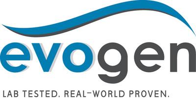 Evogen Inc. Logo.  (PRNewsFoto/MRIGlobal)