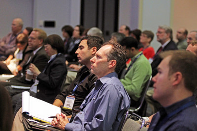 Conference sessions at the Orange County Convention Center, Orlando, FL November 18-19, 2015