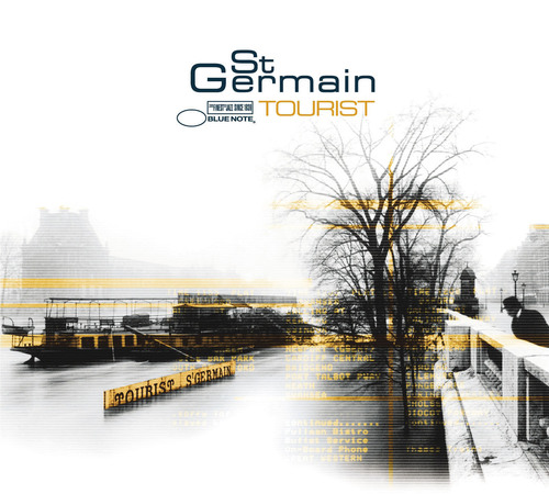 St Germain's Legendary Electronic Album 'Tourist ' Remastered For CD, Vinyl & Digital Release By