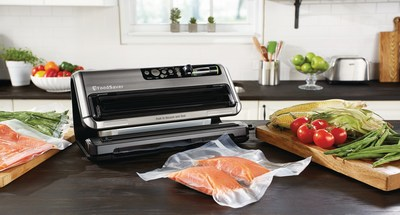 Introducing the NEW FoodSaver(R) FM5000 Series Food Preservation System