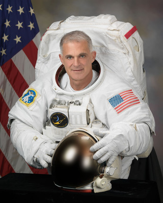 Former Astronaut Dr. David Wolf joins The Children's Museum of Indianapolis as Extraordinary Scientist-in-Residence.