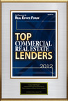 "Lone Oak Fund Selected For ""Top Commercial Real Estate Lenders.""  (PRNewsFoto/Lone Oak Fund)"