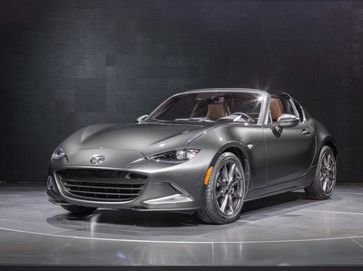 Mazda Announces MX-5 Miata RF Launch Edition