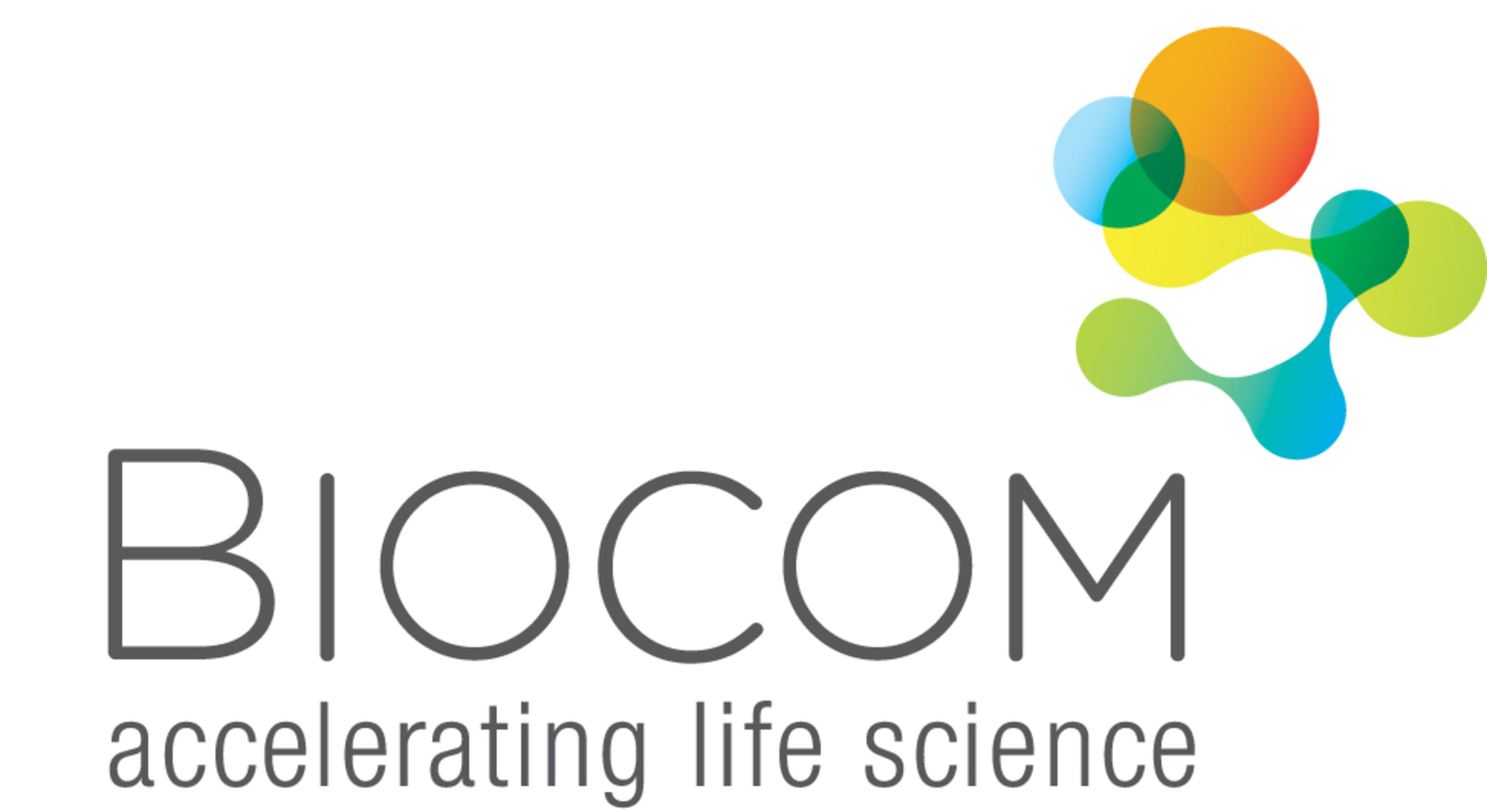 BIOCOM logo.