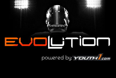Youth1.com launches highly anticipated report, Evolution, listing the top 300 rising freshman football prospects. This in-depth report identifies the top players by position, lists strengths, assesses viability for competing at the high school level, and lists the colleges expressing interest.  (PRNewsFoto/Youth1 Media)