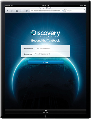 Discovery Education Continues Revolutionizing Education by Launching New Interface and Optimizing