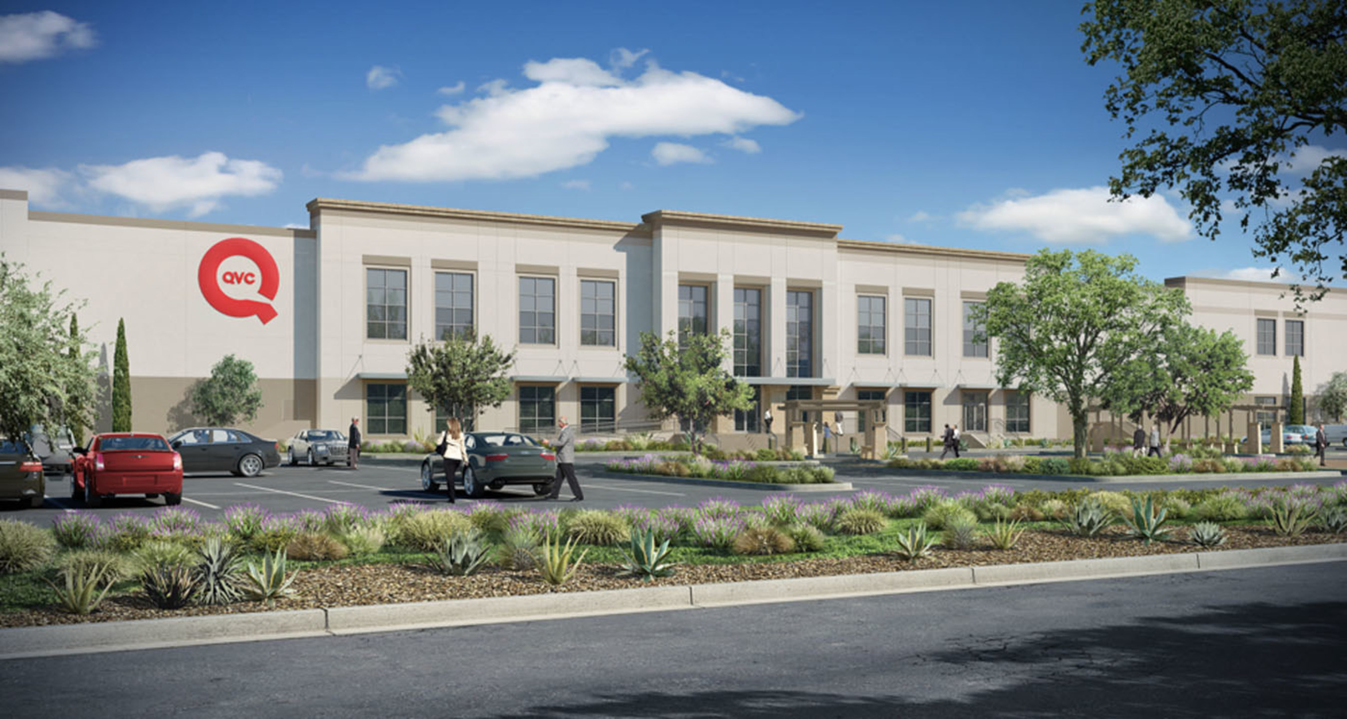 QVC to Open First West Coast Distribution Center in Ontario, California