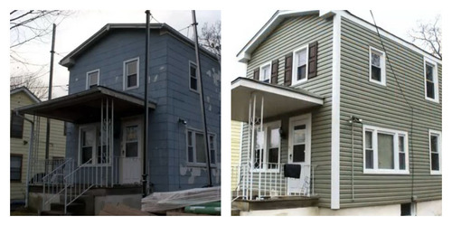 7 Popular Siding Materials To Consider: Top Exterior Home Trends Include Bold Color Choices, Mixed
