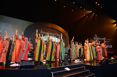 """MGM Resorts Presents Commitment to Diversity with """"Inspiring Our World.""""  (PRNewsFoto/MGM Resorts International)"""