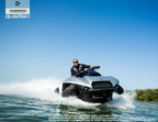 GIBBS launches Quadski, the first consumer high speed sports amphibian.  (PRNewsFoto/Gibbs Sports Amphibians, Inc.)