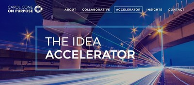Caregivers Speak Up tapped to join Idea Accelerator, a prominent showcase of breakthrough social innovations