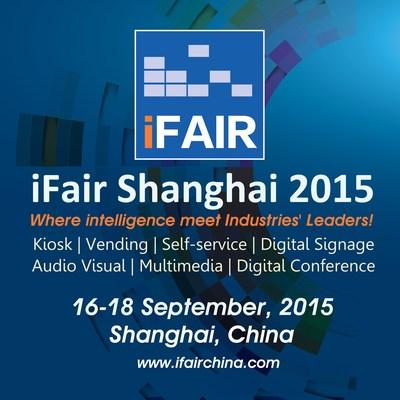 iFair (Shanghai) 2015, September 16th-18th, 2015, Shanghai New International Expo Centre (SNIEC)
