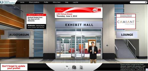 TechWeb Light Reading's LTE Virtual Event Attracts Telecommunications Operators, Investors, Content