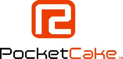 PocketCake logo.  (PRNewsFoto/PocketCake)