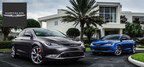 The 2015 Chrysler 200 has been a popular model to research at Great West Chrysler as of late. (PRNewsFoto/Great West Chrysler)