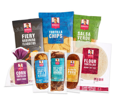 New, Exclusive Marcela Valladolid Product Line Provides Safeway Shoppers with Fresh & Delicious Mexican Flavors. (PRNewsFoto/Safeway Inc.) (PRNewsFoto/SAFEWAY INC.)