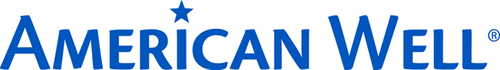 American Well logo. (PRNewsFoto/American Well) (PRNewsFoto/AMERICAN WELL)