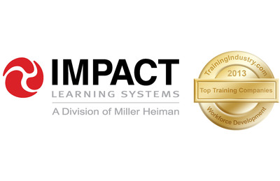 Impact Learning Systems is selected as Top 20 Workforce Development Provider for 2013.  (PRNewsFoto/Impact Learning Systems)