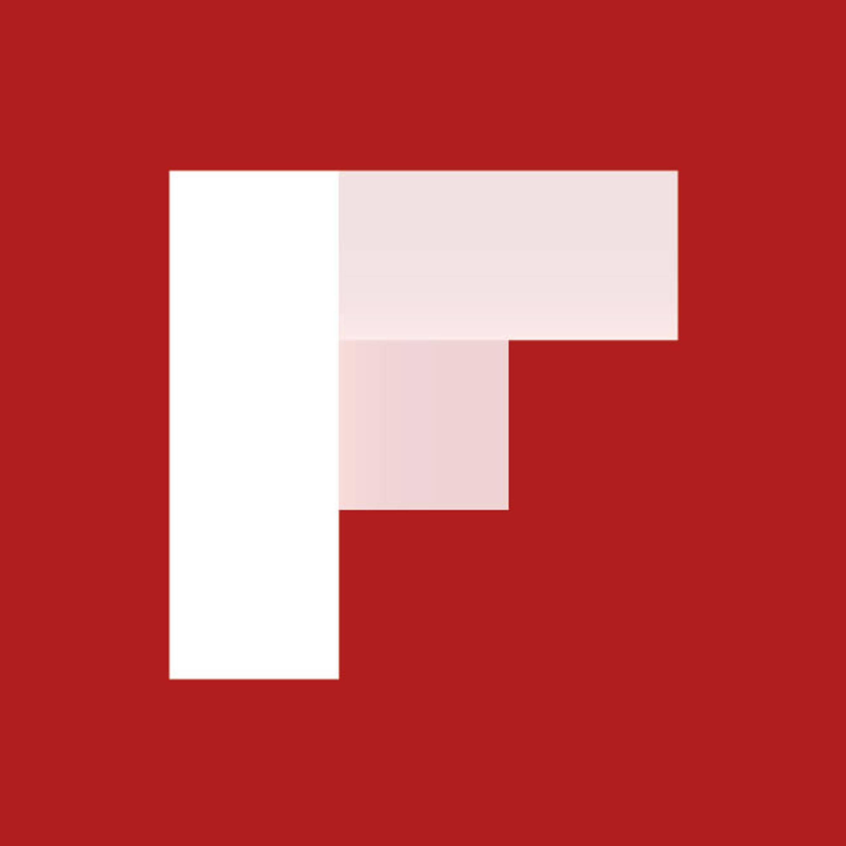 Flipboard Logo.